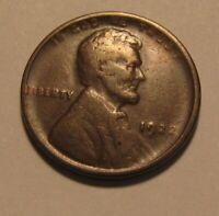 1922 NO D  PLAIN  LINCOLN CENT PENNY   VERY GOOD CONDITION