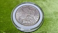1891-S MORGAN SILVER DOLLAR IN AWESOME SHAPE