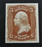 NYSTAMPS US STAMP  65P4 MNH $150 PROOF     O22Y1734