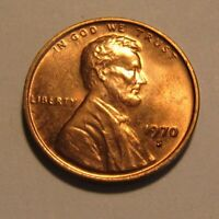 1970 S SMALL DATE LINCOLN CENT PENNY   BU CONDITION   89SA 2