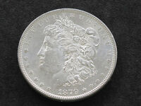 1879 P MORGAN SILVER DOLLAR U.S. COIN C1741