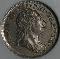 1784 NGC AU 58 GEORGE III SILVER 2 PENCE NGC POP 3/2 GREAT BRITAIN COIN 14122802