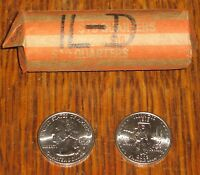 2003 D ILLINOIS STATE QUARTER ROLL   UNCIRCULATED