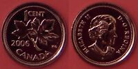 PROOF LIKE 2006P CANADA MAGNETIC 1 CENT