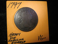 1797 VG LARGE CENT PAGE DOWN FOR LARGE PICS