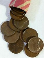 BETTER CIRCULATED GRADES 1941 & 1941 D  LINCOLN CENT ROLLS   WILL COMBINE SHIP