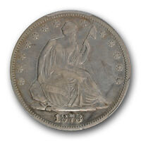 1878 CC LIBERTY SEATED HALF DOLLAR PCGS VF 30 FINE TO EXTRA FINE KEY DATE
