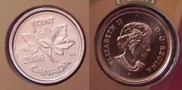 PROOF LIKE 2006P CANADA MAGNETIC PENNY SEALED IN CELLO MINT SET ISSUE ONLY