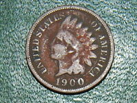 1900 INDIAN HEAD CENT   723