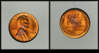 1936 PDS LINCOLN CENTS PCGS NGC MS66RD SUPERB GEM RED  UNC 625 793 037 183 B21