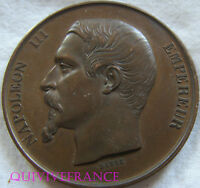 MED5021   MEDAILLE CONCOURS REGIONAL & EXPOSITIONS   MONTPELLIER  1860