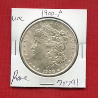 1900 MORGAN US SILVER DOLLAR 70791 BRILLIANT UNCIRCULATED MS MINT STATE ESTATE