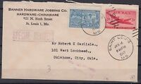 US 1947 COVER SPECIAL DELI - LOOK