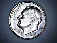 1994 D ROOSEVELT DIME UNCIRCULATED 07751