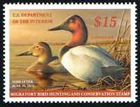 SCOTTRW81 $15 FEDERAL DUCK MINT NH OG NEVER HINGED WELL CENTER