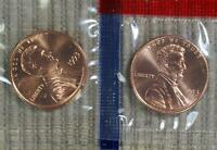 1993 P&D BU LINCOLN CENTS IN MINT CELLO   BEST VALUE @ CHERRYPICKERCOINS