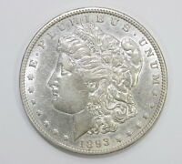 1893 O MORGAN SILVER DOLLAR 2019