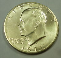1971-S UNITED STATES EISENHOWER