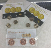 2016 PRESIDENTIAL AND FIRST SPOUSE MEDAL SETS - FREE SHIP