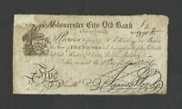 GLOUCESTER OLD CITY BANK   5   1826   PROVINCIAL NOTE O.819F
