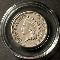 1862 CN INDIAN HEAD CENT   AMAZING CONDITION / SHARP DETAILS   CHOICE AU