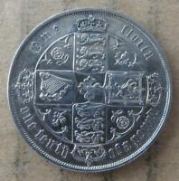 GREAT BRITAIN FLORIN 1880 . MD 4388