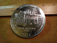 2016 UNITED STATES HARPERS FERRY AMERICA THE BEAUTIFUL 5 OUNCE SILVER COIN