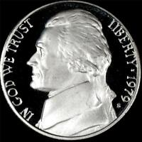 1979 S TY 2 GEM PROOF JEFFERSON NICKEL   ALWAYS BEST VALUE @ CHERRYPICKERCOINS