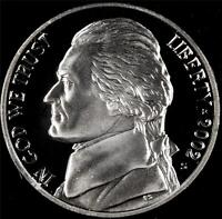 2002 S GEM PROOF JEFFERSON NICKEL   ALWAYS BEST VALUE @ CHERRYPICKERCOINS
