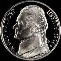 1994 S GEM PROOF JEFFERSON NICKEL   ALWAYS BEST VALUE @ CHERRYPICKERCOINS
