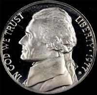 1977 S GEM PROOF JEFFERSON NICKEL   ALWAYS BEST VALUE @ CHERRYPICKERCOINS