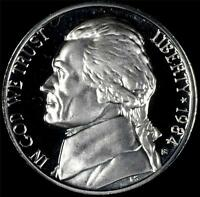 1984 S GEM PROOF JEFFERSON NICKEL   ALWAYS BEST VALUE @ CHERRYPICKERCOINS