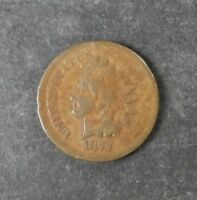 1877 INDIAN HEAD CENT KEY DATE