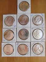 1967 GOOSE SILVER CANADIAN SILVER DOLLAR   SOME ARE DIVERS