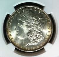 1888 O VAM 9 NGC MINT STATE 65 MORGAN SILVER DOLLARGENE L HENRY LEGACY COLLECTION