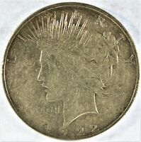 1922-D COLLECTIBLE SILVER PEACE DOLLAR B13.10
