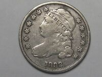 1832 US CAPPED BUST DIME.  31