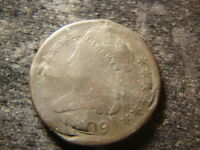 1809 DATED CLASSIC HEAD HALF CENT DECENT COIN GXG