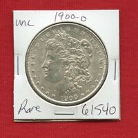 1900 O MORGAN SILVER DOLLAR 61540 BRILLIANT UNCIRCULATED MS MINT STATE ESTATE