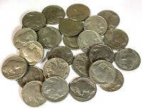 COLLECTION OF 25 FULL DATE INDIAN HEAD / BUFFALO NICKELS