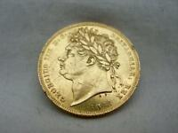 1822 GEORGE IIII GOLD FULL SOVEREIGN.