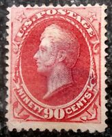 BUFFALO STAMPS: SCOTT 191 1879 BANKNOTE F/VF WITH PURPLE CANCEL CV   $395
