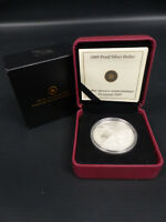 2009 CANADA STERLING SILVER PROOF DOLLAR
