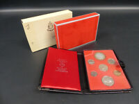 1973 CANADA DOUBLE DOLLAR COIN SET LARGE BUST