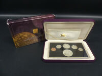 1953 CANADA STERLING SILVER CORONATION COIN SET
