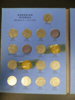 1922 60 CANADA 5 CENTS NICKEL COIN COLLECTION OF 40