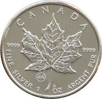 2009 CANADA MAPLE LEAF LONDON BRIDGE PRIVY $5 FIVE DOLLAR .9