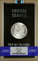 1903-O NGC MINT STATE 62 GSA HOARD HARD PACK MORGAN DOLLAR - BETTER DATE