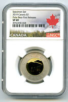 2019 CANADA $2 NGC SP69 FIRST RELEASES FROSTED TWO DOLLAR TO