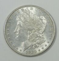 1880 MORGAN DOLLAR ALMOST UNCIRCULATED SILVER DOLLAR